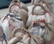 Tres meses de prisión contra cuatro hombres vinculados a 395 paquetes de cocaína