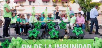 Organizaciones firman el Compromiso Verde por el Fin de la Impunidad