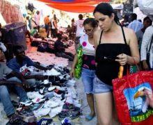 Cubanos tienen Haití como destino de compras; recorren el mundo buscando ofertas