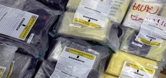 Hallan 96 kilos cocaína en Puerto Rico en ferry procedente de Rep. Dominicana