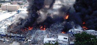 Espanto, terror y muertes en Villas Agrícolas por explosión de Polyplas…