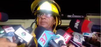 JEFE BOMBEROS: Explosión pudo haber sido mal manejo; 4 muertos y al menos 45 heridos