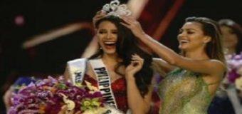 LA FILIPINA, CATRIONA GRAY, la Miss Universo 2018…