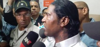 VIDEOS:  Artistas reaccionan a la salida de Omega de la cárcel…