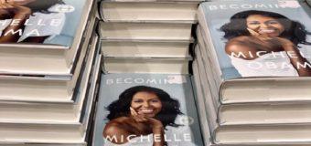 Libro de Michelle Obama arrasan en las librerías…