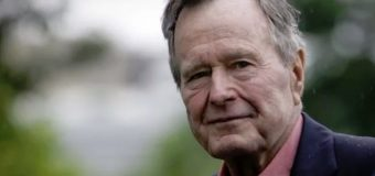 Fallece ex presidente de EEUU George H.W. Bush a los 94 años