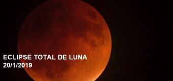 Lo que debes saber sobre el eclipse total de Luna de este domingo