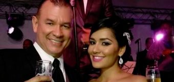 Detienen a empresario artístico Evelio Herrera por presunta violencia doméstica