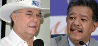 """Hipólito: """"Leonel debe aclarar fondos de Funglode""""…"""