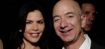 Revelan los mensajes íntimos provocaron divorcio de fundador de Amazon