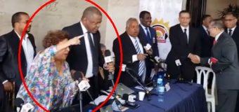 """CONSUELO DESPRADEL Y MARTINEZ POZO """"montan show de mal gusto"""" a embajador de Venezuela frente al Congreso…"""