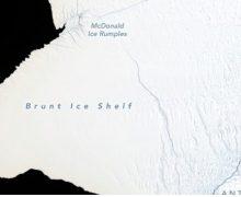 Iceberg dos veces más grande que Nueva York está a punto de desprenderse en la Antártida