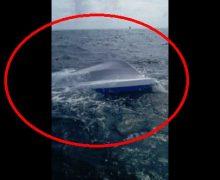Lancha recuperada por Armada en mar Caribe fue la que trajo 707 kilos cocaína decomisados en Bayahíbe