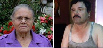 MADRE DE EL CHAPO clama por volver a ver a su hijo; pide repatriación…