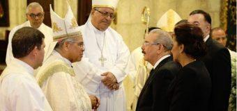 Obispo llama a contrarrestar la corrupción y otros males