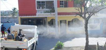 Salud Pública interviene Los Alcarrizos para prevenir y controlar dengue