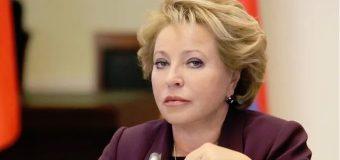Rusia asegura a Delcy Rodríguez que impedirá intervención militar de EEUU…