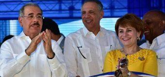 Lucía Medina llama empleados públicos a defender sus puestos con reelección de Danilo