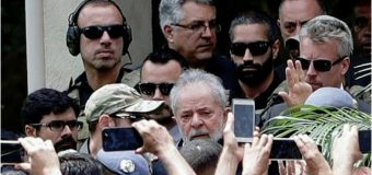 Lula da Silva asegura que demostrará su inocencia para honrar a su nieto muerto