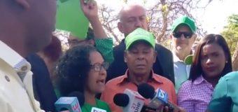 Marcha Verde se une a las voces que piden la destitución del Procurador; depositan denuncia en su contra