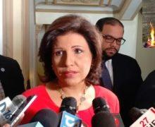 Margarita reacciona a video de Domínguez Brito quemando gorra del PLD: ¡Así no mi querido Frank!