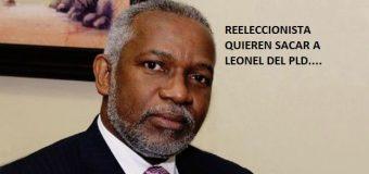 MELANIO PAREDES: reeleccionistas quieren que Leonel se marche del PLD