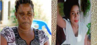 """""""Yo estoy segura que ella no se suicidó"""", dice madre de joven encontrada muerta al lado de su bebé"""