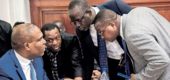 El Parlamento ayer destituyó al primer ministro de Haití…