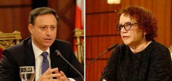 El historial de diferencias entre Jean Alain Rodríguez y Miriam Germán