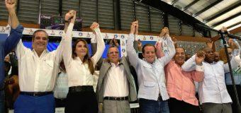 El PRM juramenta a Manuel Jiménez para alcalde de SDE…