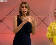 Mariasela Álvarez denuncia que ha recibido amenazas tras comentario sobre El Alfa