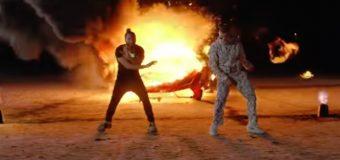 """Bad Bunny y El Alfa encienden redes con video de """"La Romana"""""""