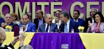CP-PLD no trata tema de reforma Constitución; Reinaldo recuerda Danilo hablará