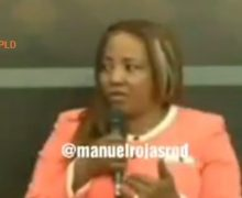 DIPUTADA SE ALOCA: Compara a Danilo Medina con Jesucristo…