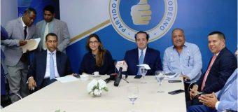 Corriente por el Rescate del PRD visita dirigencia del PRM