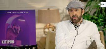 "VIDEO: Juan Luis Guerra se reinventa con ""Literal""…"