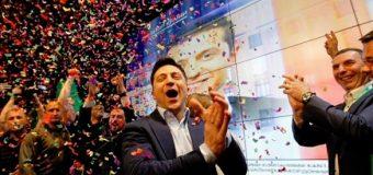 MIRA quién es Vladímir Zelenski el nuevo presidente de Ucrania…