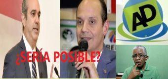 ¿VOTARÍA UD. POR UNA ALIANZA Abinader-Ramfis para el 2020? Todo es posible…