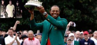 """Tiger Woods explicó cómo pasó de ser arrestado por """"alcohol y drogas"""" a ganar el Masters"""