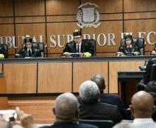 TSE se reserva fallo del caso PRD para el próximo jueves