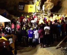 EN SANTIAGO, encuentran cuarta víctima del derrumbe; autoridades buscan desaparecido