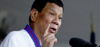 Duterte ordena enviar de vuelta a Canadá toneladas de basura…