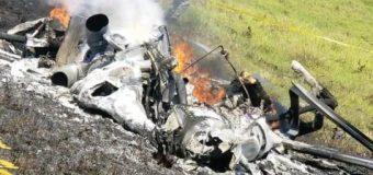 Helicóptero accidentado, con tres muertos, es propiedad de Telecable Central