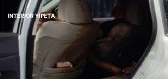 EN SANTIAGO, encuentran un muerto y otro herido en el interior de una yipeta…