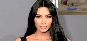 Kim Kardashian registra el nombre de su cuarto hijo y nadie podrá usarlo…