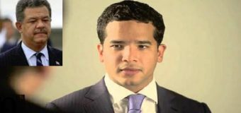 HIJO DE LEONEL FERNÁNDEZ, dice no tiene aspiraciones para el 2020…
