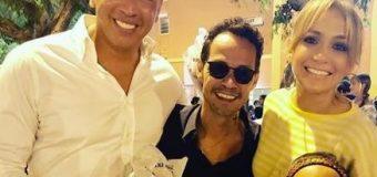JLo, Alex Rodríguez y Marc Anthony dan ejemplo de madurez con su relación
