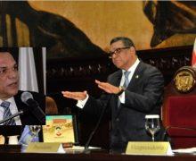 """RUBEN MALDONADO: """"El """"atracador"""" es Camejo…."""