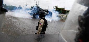 Oposición de Haití denuncia tres muertos en las protestas desde el lunes