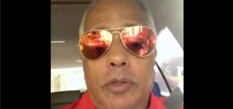 AUDIO ASISTENTE DE BIG PAPI pide no especular sobre investigaciones en caso David Ortiz